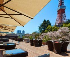 東京プリンスホテル桜